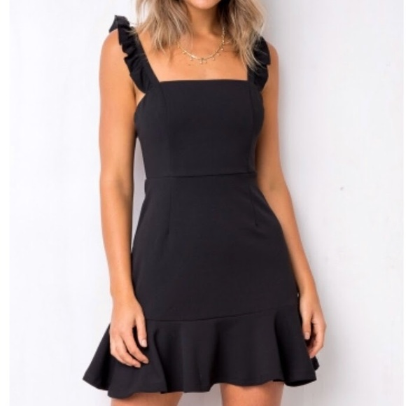Stelly Dresses & Skirts - Stelly A Love to Remember Dress Black